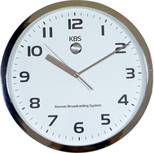 KBS 모던유광벽시계